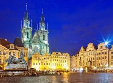 Романтично пътешествие в Златна Прага