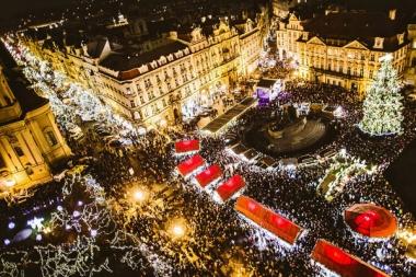 Предколедно настроение в ЗЛАТНА ПРАГА - Будапеща-Дрезден-Братислава-Прага