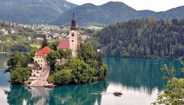 Словения - Зеления  рай на Европа