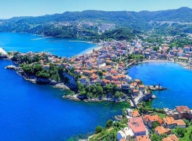 КАРАДЕНИЗ  – Западното  Черноморие на  ТУРЦИЯ