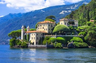 Очарованието на италианските езера и Швейцария