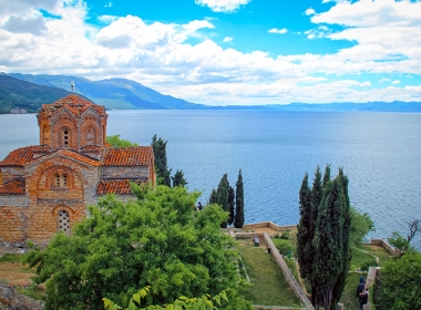 ВЕЛИКДЕН на Охридското езеро