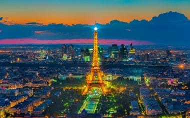 Париж и Баварски замъци