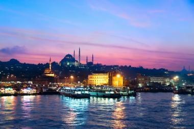 Истанбул - величие на два континента