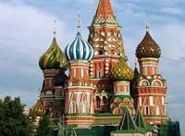 Екскурзия до Русия / Санкт Петербург и Москва - вариант 2