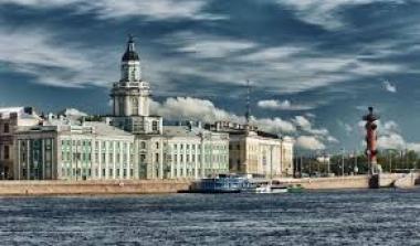 Санкт Петербург, Русия-Белите нощи